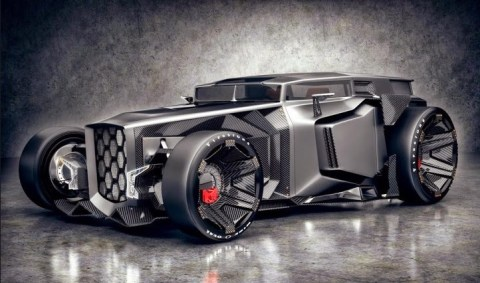 The World's Top 10 Most Amazing Hot Rods