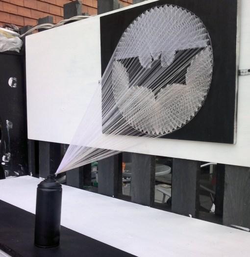 Top 10 3D Thread Installations