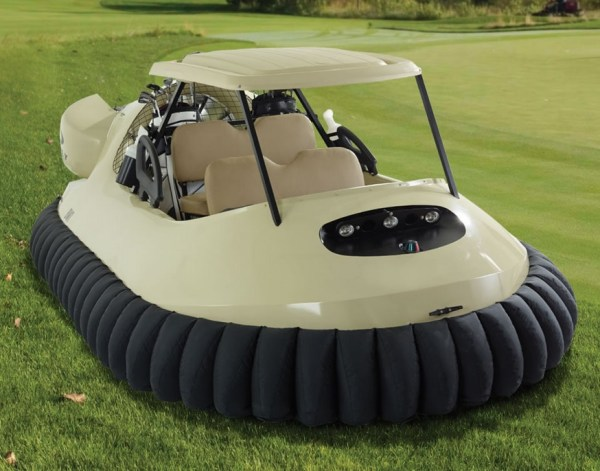 Top 10 Amazing Personal Hovercrafts