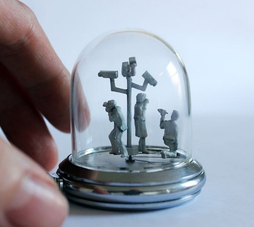 Top 10 Amazing Watch Sculptures