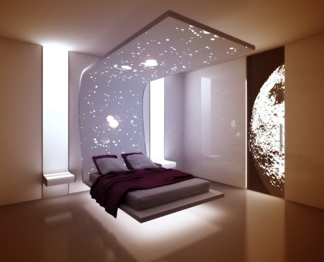 Top 10 Beautiful and Unusual Floating Beds