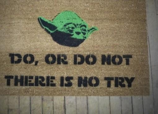 Top 10 Nerdy, Funny and Unusual Doormats