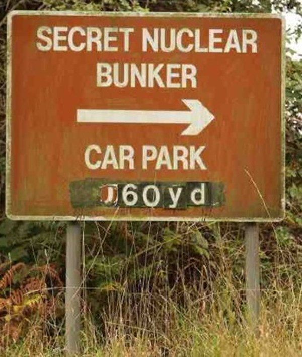 Top 10 Road Signs Giving The Game Away