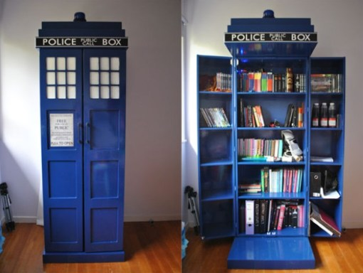 Unusual Bookcases 10 nerdy and unusual bookcases