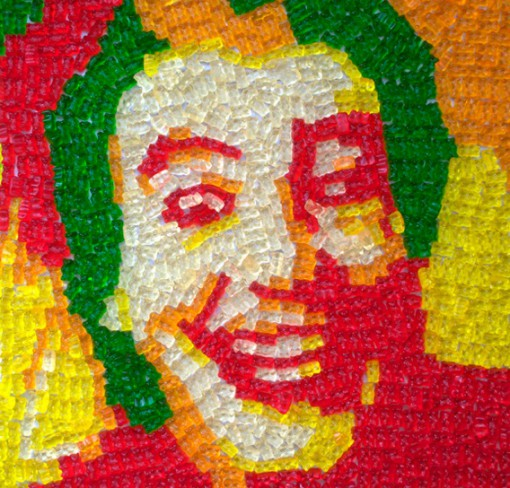 Top 10 Examples of Art Made With Gummy Bears
