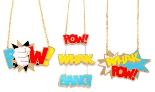 Top 10 Amazing DC Comics Jewellery