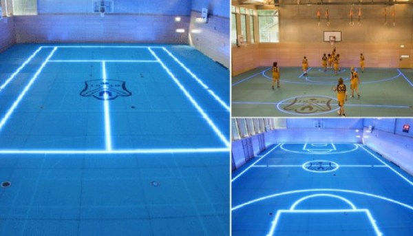 Ten of the Worlds Most Unusual and Amazing Basketball Courts