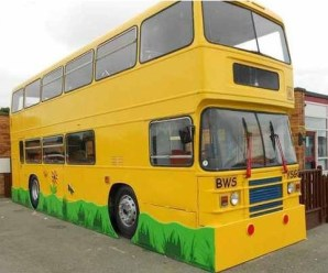 Ten of the Very Best Ways to Recycle and Reuse an Old Bus