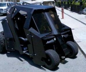 Ten Batman Themed Vehicles the Superhero Probably Won't Ever Use
