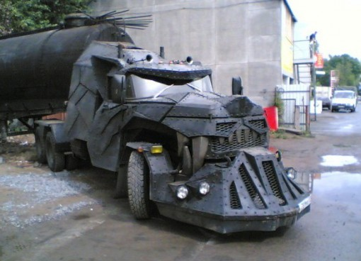 Top 10 Batman Themed Vehicles