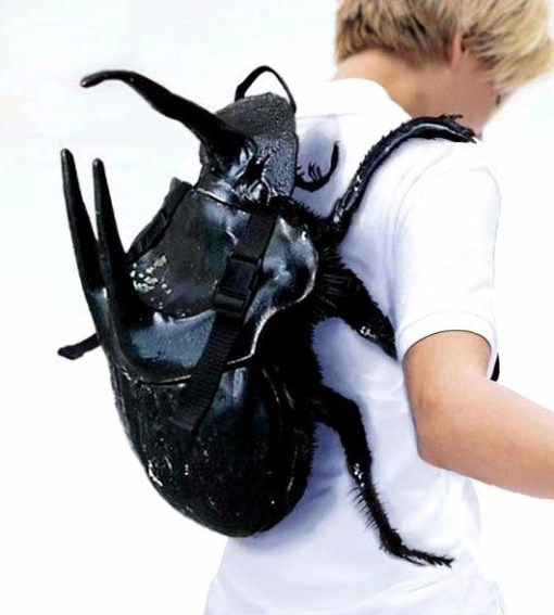 Beetle Backpack