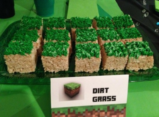 Top 10 Recipes and Ideas for Minecraft Party Food