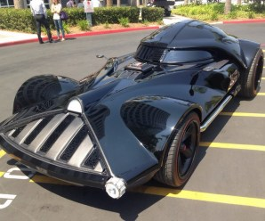 Ten Crazy Star Wars Themed Vehicles Any Fan of the Films Will Love