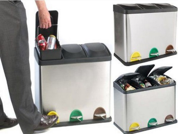 Top 10 Strange and Unusual Pedal Bins