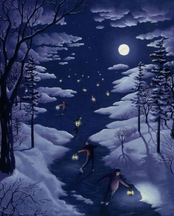 Top 10 Crazy Paintings By Rob Gonsalves