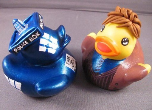 Top 10 Funny and Unusual Rubber Ducks