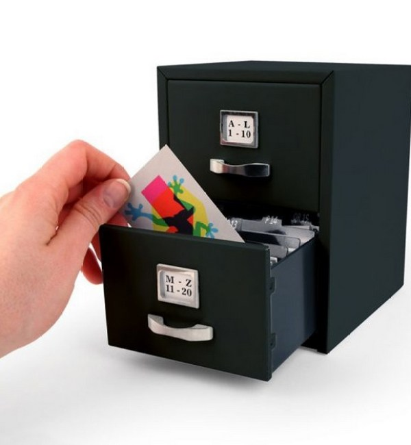 Top 10 Strange and Unusual Filing Cabinets