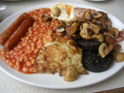 Top 10 Alternative Full English Breakfasts