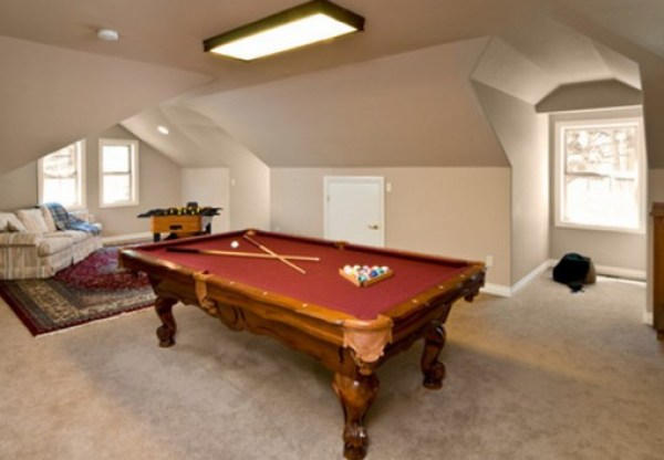 Games Room Loft Conversion