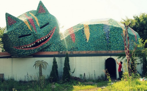 Top 10 Buildings That Look Like Cats