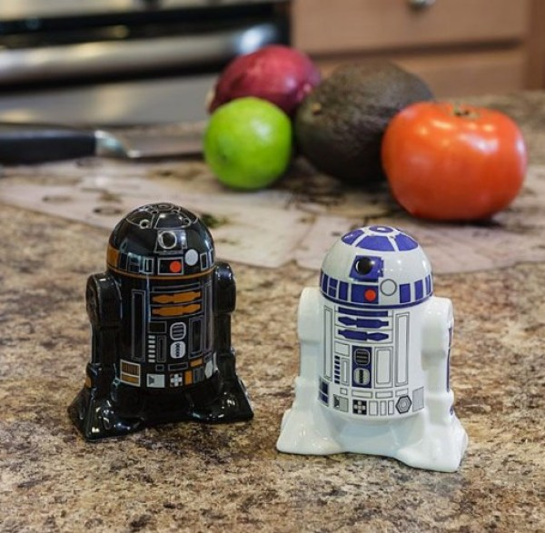 Top 10 Unusual Salt And Pepper Shakers