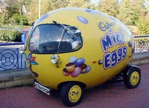 Top 10 Amazing Easter Cars