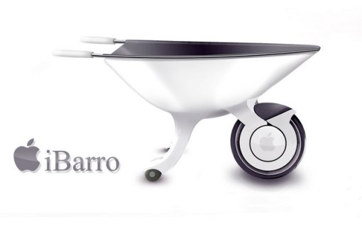 Apple iBarrow