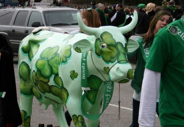 Ten of the Worlds Best Saint Patrick's Day Art Installations