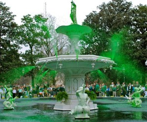 Top 10 St Patricks Day Art Installations