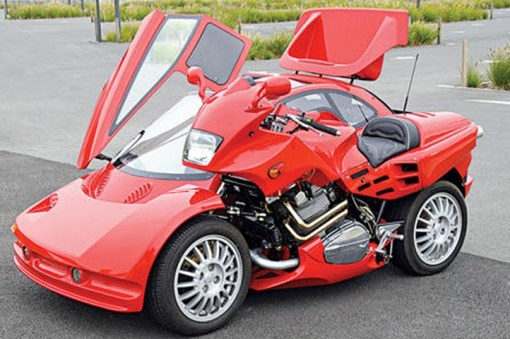 Top 10 Creative and Unusual Motorcycle Sidecars