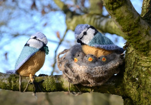 Top 10 Woodland Woollen Art Pieces