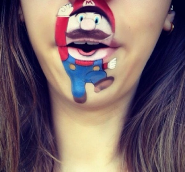 Laura Jenkinson: Mouth Art