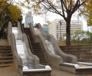 Top 10 Climb and Ride Stair Slides
