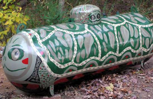 Top 10 Amazing Examples of Fuel Tank Art