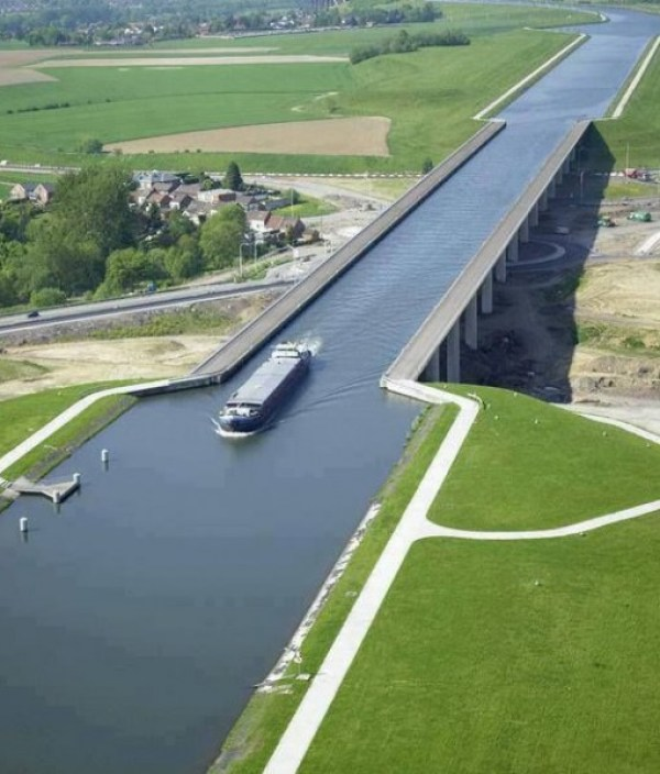 Top 10 Most Impressive and Amazing Aqueducts