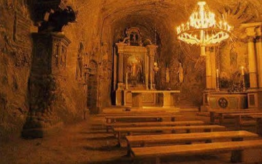 Top 10 Amazing Churches in Unusual Places