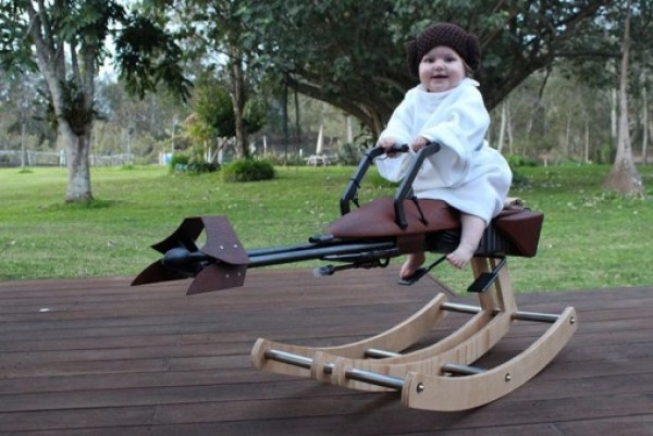 Top 10 Fantastic & Unusual Rocking Horses