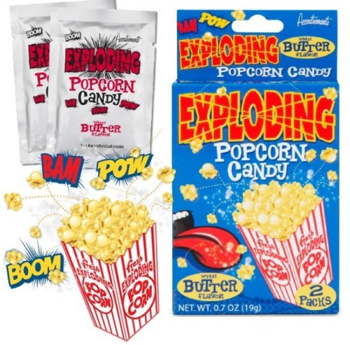 Top 10 Weird Pop Rocks & Unusual Exploding Candy