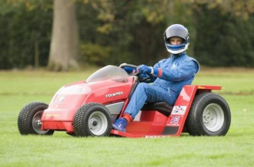 Top 10 Crazy And Unusual Lawn Mowers