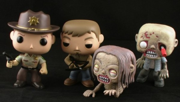 The Walking Dead Pop! Figures