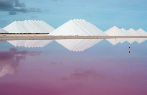 Top 10 Pictures of Amazing Salt Works