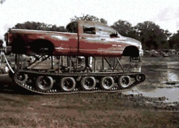 Top 10 Snowproof & All Terrain Tank Cars