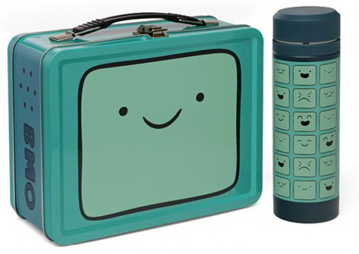 Adventure Time: BMO Lunch Box & Flask