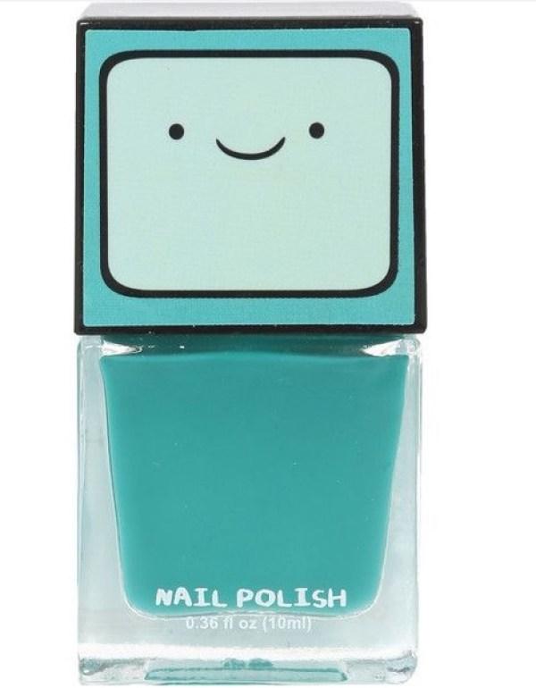 Adventure Time: BMO Nail Polish