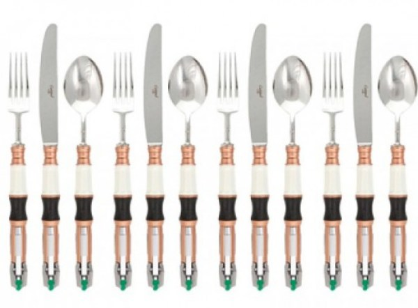 Doctor Who: Sonic Screwdriver Cutlery Set
