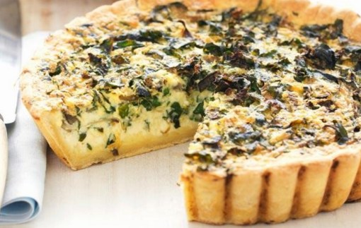 Top 10 Super Savoury Recipes For Quiche