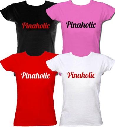 Pinaholic T-Shirt