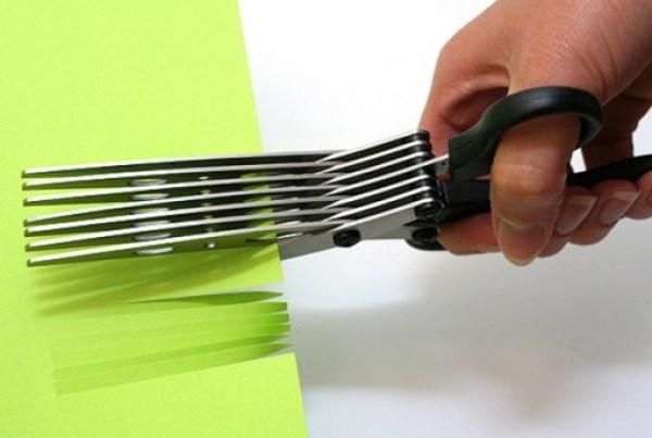 7-Blade Shredder Scissors