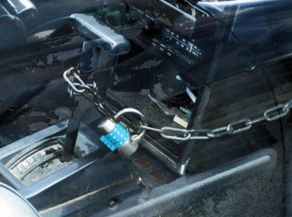Car Security Lock Fail