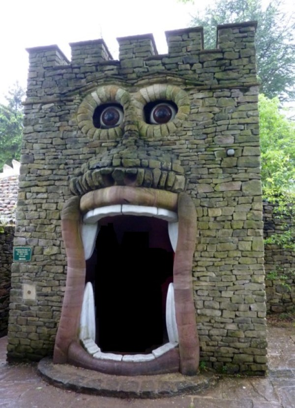 Top 10 Weird And Unusual Tourist Attractions In Britain